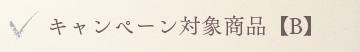 キャンペーン対象商品【B】